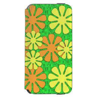 Mod Flower Design Incipio Watson™ iPhone 6 Wallet Case