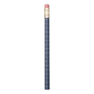 Mod Flower Violet Pencil