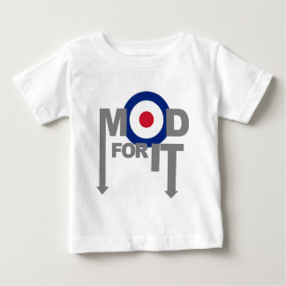 Mod For It Baby T-Shirt
