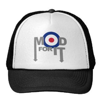 Mod For It Trucker Hat