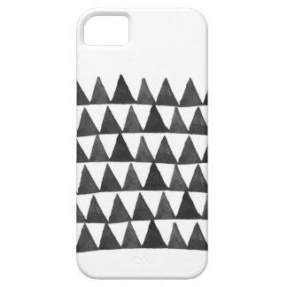 Mod Geometric Triangles iPhone 5 Case