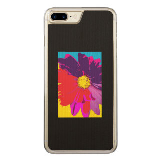 Mod Hippie Pop Art Bright Flower Iphone 7 Case