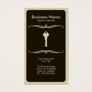 mod key business card