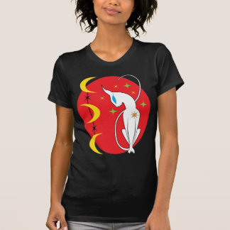 Mod Kitty Tshirts