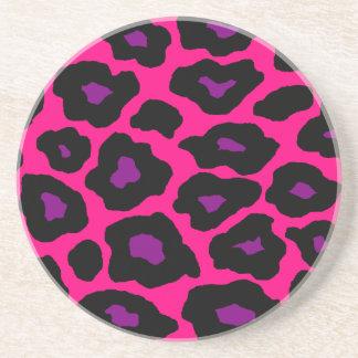 Mod Leopard Coaster