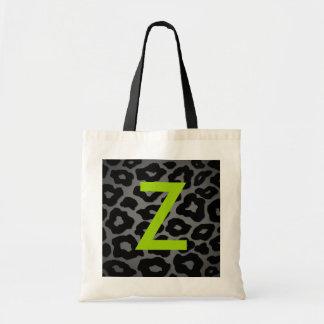 Mod Leopard Print Tote Bag