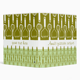 Mod Masher Whisk Recipe Binder