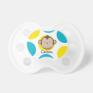 Mod Monkey Boy Pacifier