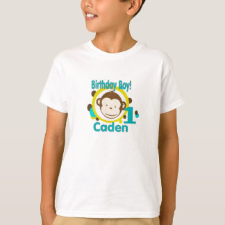 Mod Monkey T shirt Birthday