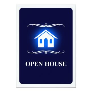 mod open house announcement