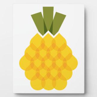 Mod Pineapple Plaque