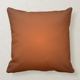 Mod Pumpkin Dimensional 3D Spectrum Decor Pillow