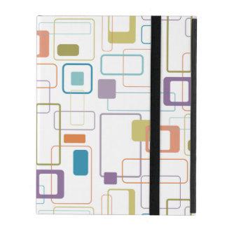 Mod Square Book Style iPad Cover