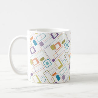 Mod Square Coffee Mug