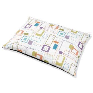 Mod Square Dog Bed