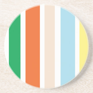 Mod Stripe Coaster