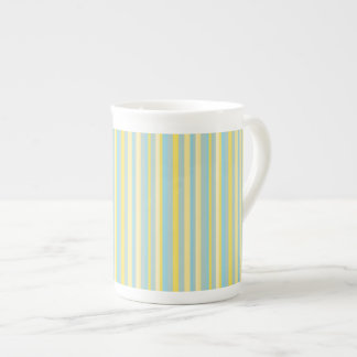 Mod Stripes Tea Cup