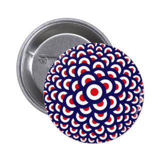 Mod Swarm Badge 2 Inch Round Button