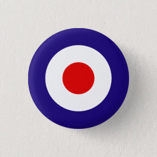 Mod Target 1 Inch Round Button