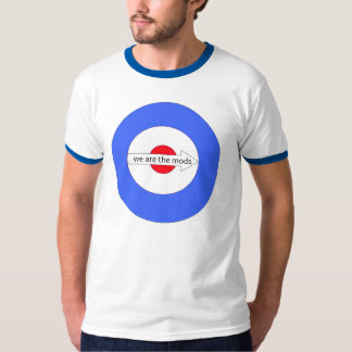 mod target, T-Shirt