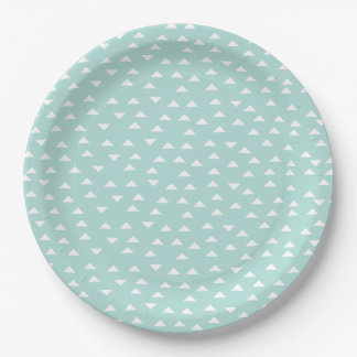 Mod Triangle | Paper plates