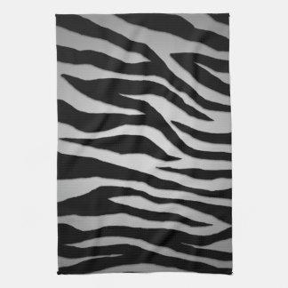 Mod Zebra Kitchen Towel