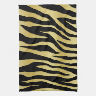 Mod Zebra Towels