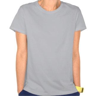 Mode de paresse dessus tee shirts