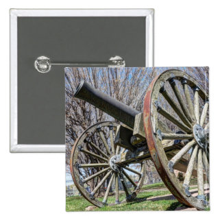 Model 1857 - Napolean Howitzer 2 Inch Square Button