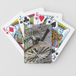 Model 1857 - Napolean Howitzer Bicycle Playing Cards