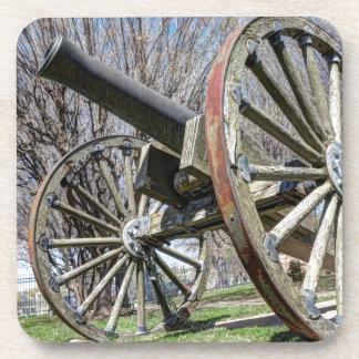 Model 1857 - Napolean Howitzer Drink Coaster