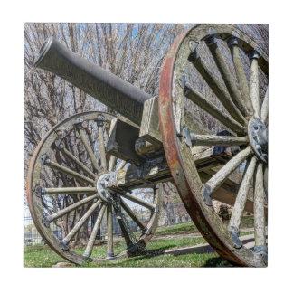 Model 1857 - Napolean Howitzer Tile