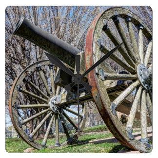 Model 1857 - Napolean Howitzer Wall Clocks