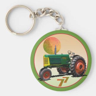 Model 77 Row Crop Keychain