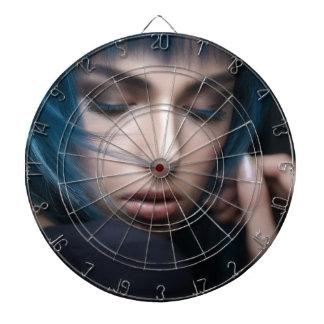 model dartboard