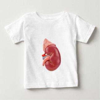Model human kidney outside baby T-Shirt