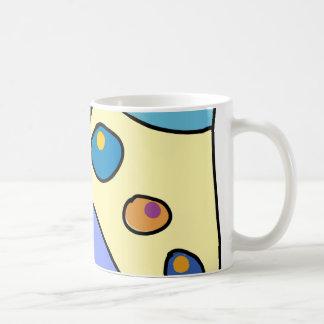 "Model Mug traditional design ""Bubble Gum Art """