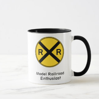 Model Railroad Enthusiast Coffee Mug