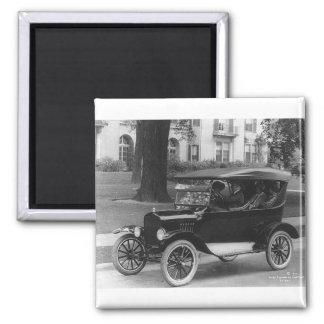 Model T Car Magnet