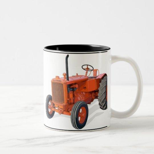 Model U Two-Tone Coffee Mug