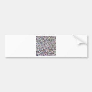 Modèle d étincelle de confettis des PLUS BAS PRIX Autocollant Pour Voiture