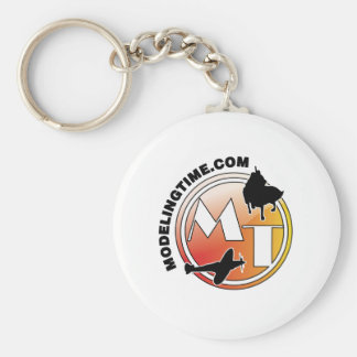modeling time keychain