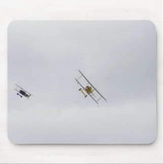 Models Of German WW1 Fighters Mouse Pad