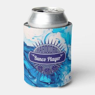 Moder Blue Swirl Bunco Lucky Dice Cooler