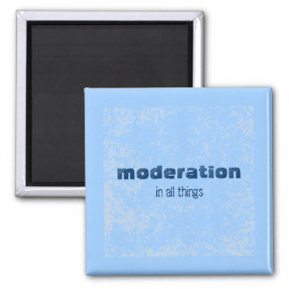moderation frig art square magnet