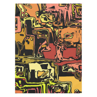 modern abstract 47C Tablecloth