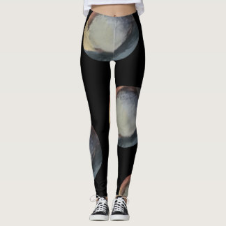 Modern Abstract Art Leggings