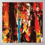 Modern Abstract Art Print