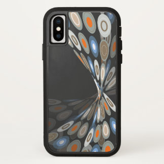Modern Abstract Digital Butterfly Artistic Casing Case-Mate iPhone Case