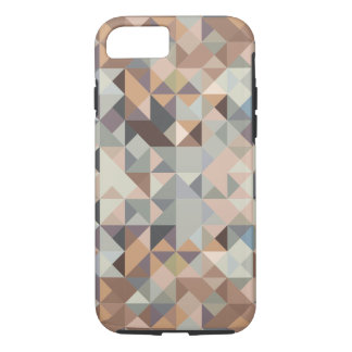 modern abstract geometric neutral iPhone 7 case